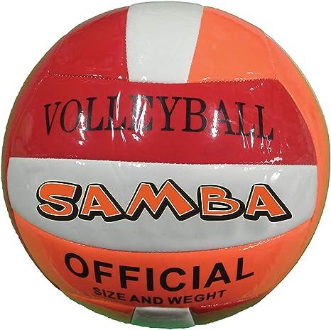 AQUA Balón de Beach Volley Samba, balón de Beachvolley Soft Touch ...