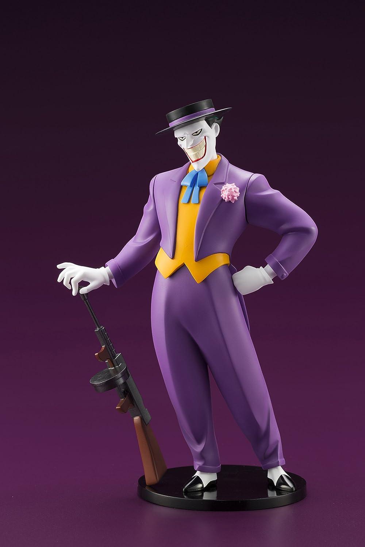 Amazon.com: Kotobukiya Batman: The Animated Series The Joker Artfx+ Statue:  Toys & Games