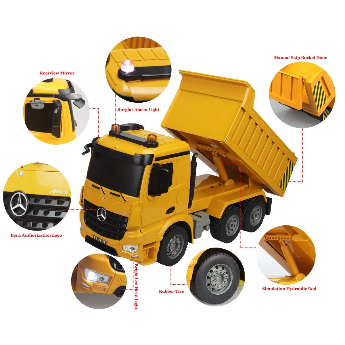 Ferngesteuerte Modelle & Zubehr Lastwagen sumicorp.com fisca ...