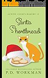 Santa Shortbread (Auntie Clem's Bakery Book 12)