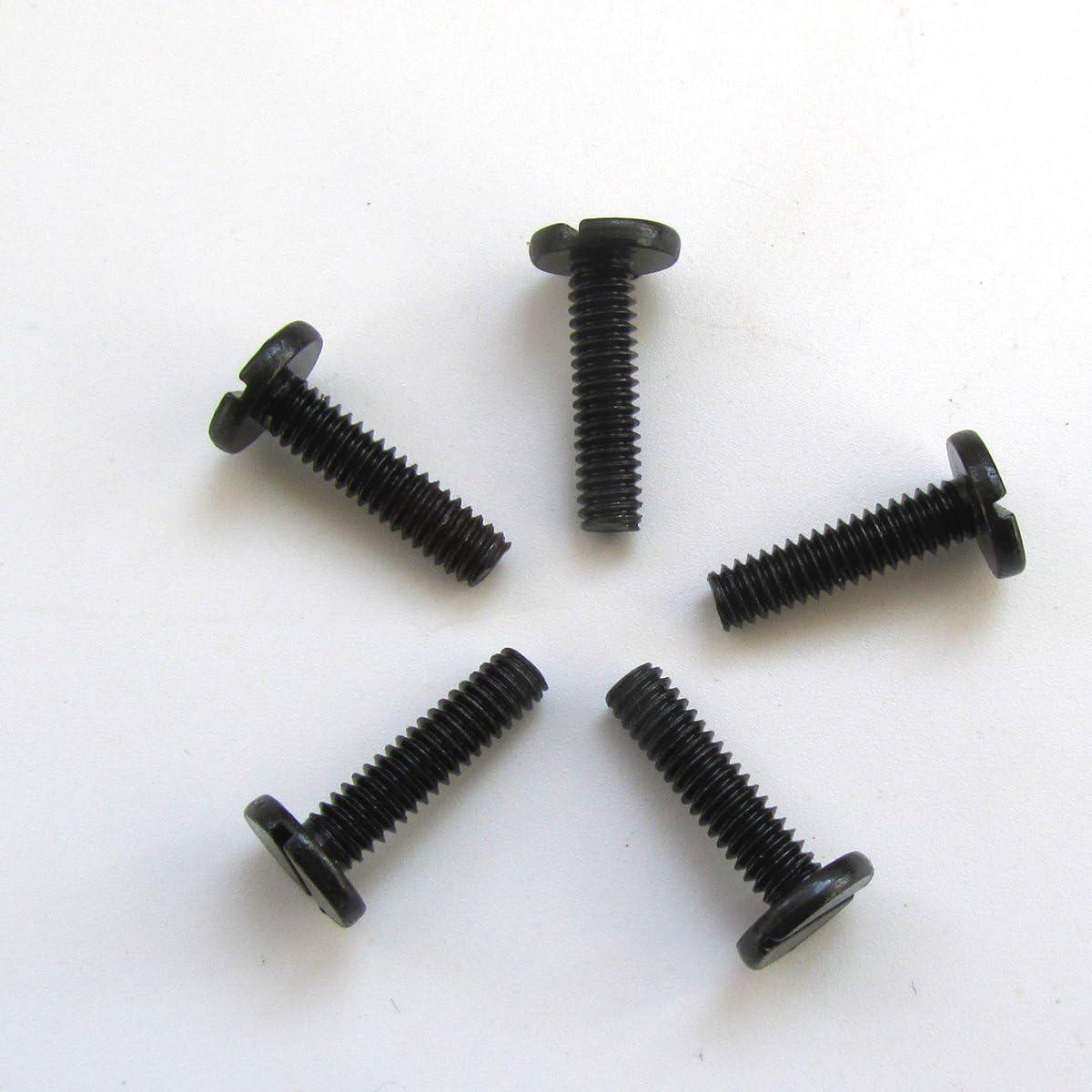 KUNPENG - 5piezas # 504099 Tornillo de soporte de la biela para SINGER 20U, 11, 12,13,42, 43,51,53,62,63