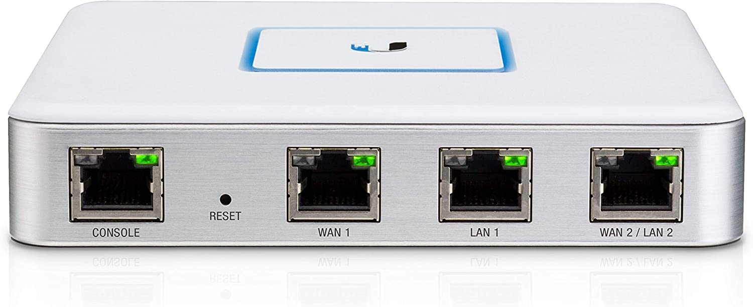 Desktop Product Category: Routing//Switching Devices//Routers /& Gateways Inc Wall Mountable Ubiquiti Networks 3 Ports Ubiquiti Unifi Security Gateway