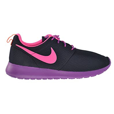7a444978a4d9 ... one roshe run nm br mens suede anti fur running sneakers 876c2 654fb   aliexpress nike rosherun gs big kids shoes black pink pow bold berry 18a78  c127e