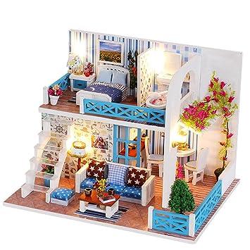 De Linda Modelo Miniatura Casa Amazon Muñecas esJuguete 43ARL5j