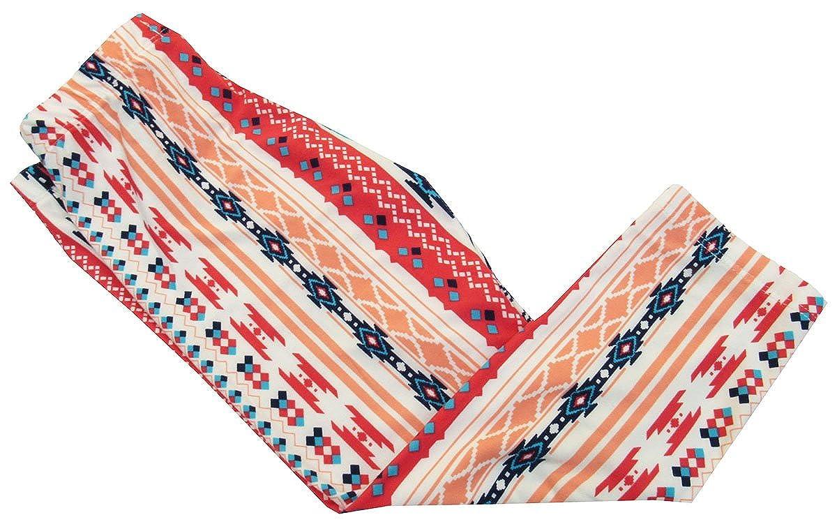 Striped Capri Leggings Holiday Small Epic Threads Big Girls 7-16