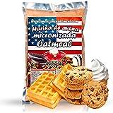 American Suplement - Harina de Avena Micronizada - 1kg (COOKIES)
