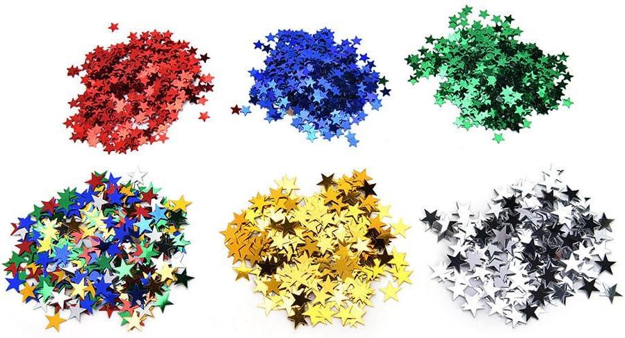 Amazon.com: Plakza – Decoración de fiesta – 1000 3000 piezas ...