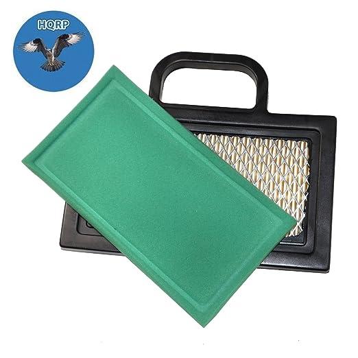 HQRP - Cartucho de filtro de aire w/pre-cleaner para Poulan ...