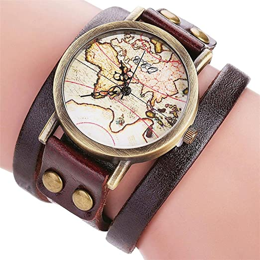 Amazon.com: Alonea Fashion Leather Alloy World Map Globe ... on equator map, us and europe map, australia map, google map, continent map, country map, canada map, middle east map, earth map, philippines map, united states map, america map, london map, hemisphere map, tectonic plates map, global map, austria map, syria map, robinson map, usa map,