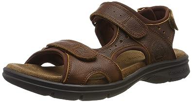 24b549987a3918 PANAMA JACK Herren Salton Basics Peeptoe Sandalen  Amazon.de  Schuhe ...