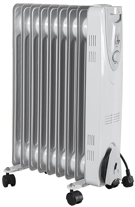 Radiador eléctrico portátil radiador calefactor AY 355