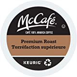 McCafé Premium Roast Recyclable K-Cup Coffee Pods, 48 Count, Ethically Sourced, For Keurig Coffee Makers