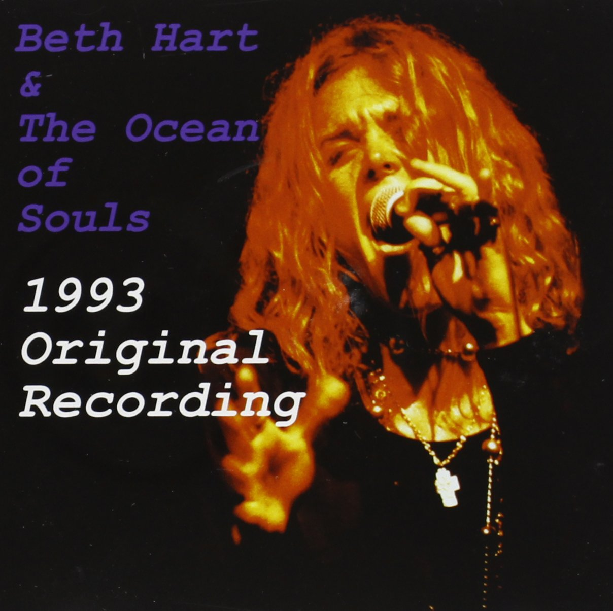 CD : BETH HART  - Beth Hart And The Ocean Of Souls 1993