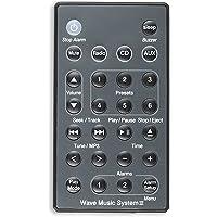 Hononjo Mando a Distancia Adecuado para Radio de música Bose Soundtouch Wave Radio/CD System I II III IV 5 CD Multi Disc Player