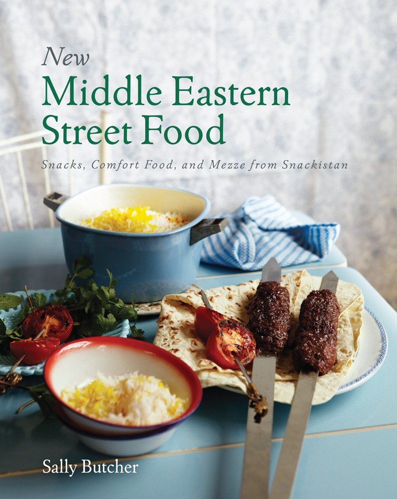New middle eastern street food snacks comfort food and mezze new middle eastern street food snacks comfort food and mezze from snackistan sally butcher yuki sugiura 9781566569675 amazon books forumfinder Choice Image