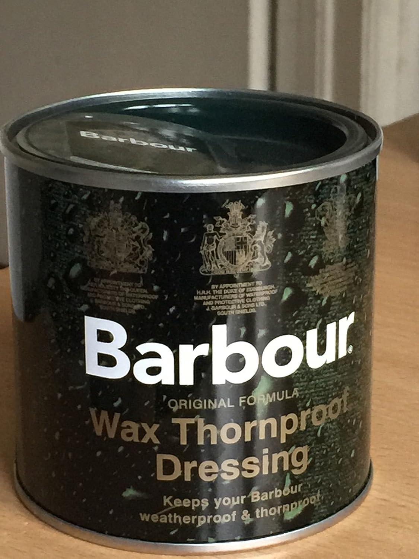 Barbour Wax