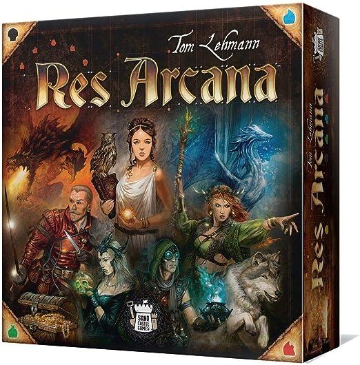 Asmodée- Res Arcana, Multicolor, Talla Única (Scgra105es): Amazon.es: Juguetes y juegos