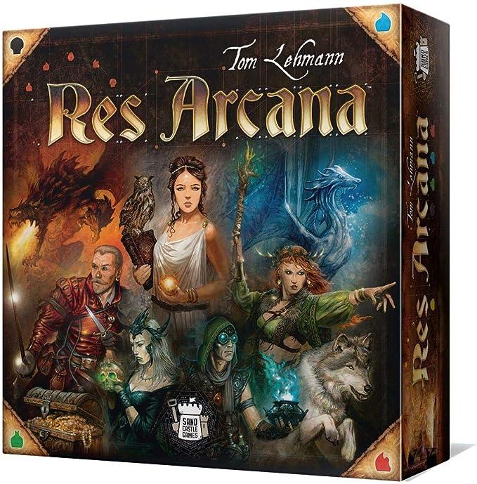Asmodée- Res Arcana, Multicolor, Talla Única (Scgra105es): Amazon ...