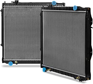 FAIRWAY DRIVER TAXI BRAND NEW FRONT RADIATOR FOR MANUEL OR AUTO GEARBOX
