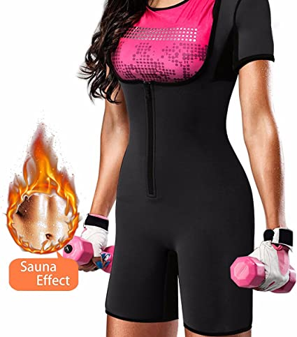 Sauna Suit Weight loss Hot Sweat Body Spa Shaper Neoprene Shapewear Weight Loss