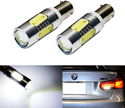 High Power Reverse Light Bulbs 30 LED Canbus P21W Fits BMW 3 Series F30 11-On