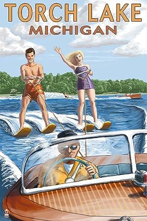 Review Torch Lake, Michigan -