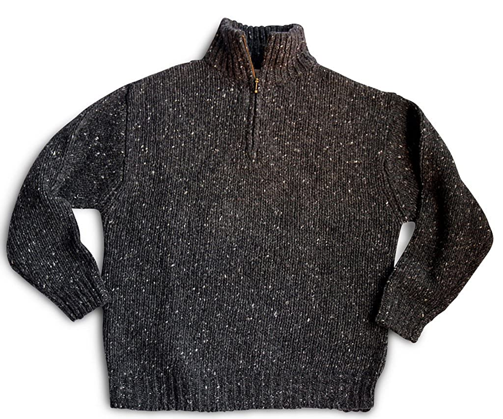 Mens Irish Wool Toyer Carraig Donn