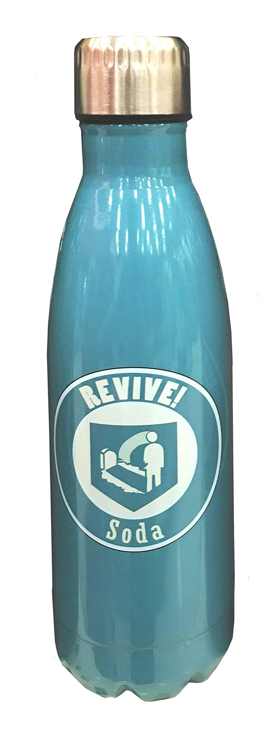 Call of Duty Perks Insulated Stainless Steel 16 Ounces Water Bottle (Revive)