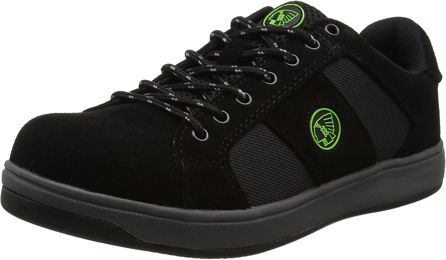 Pair Apache Safety trainers size 12