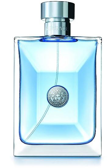 5b3ea4b4e932 Amazon.com   Versace Pour Homme Eau de Toilette Spray for Men