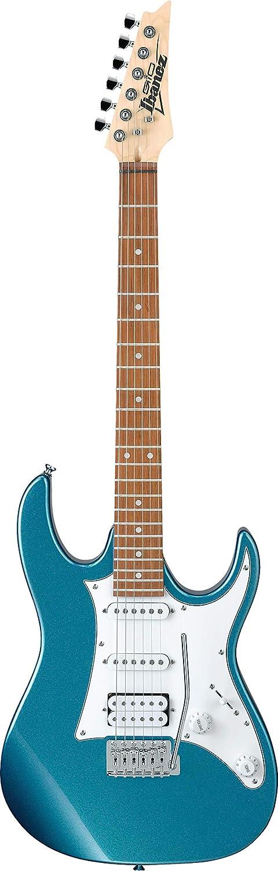IBANEZ GIO - Guitarra eléctrica (6 cuerdas, metalizado), color azul claro