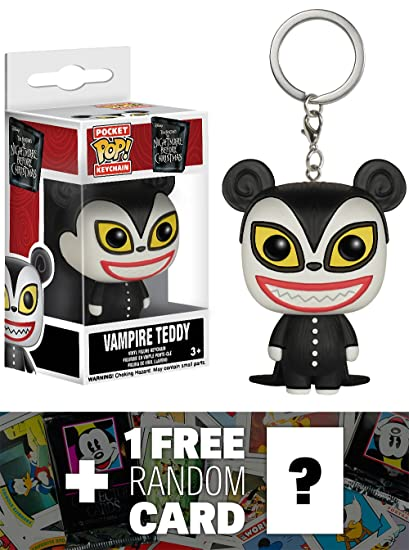 Amazon.com: Vampire Teddy: Pocket POP! x Disney The ...