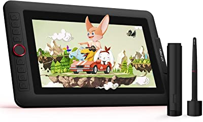 XP-PEN Artist12 Pro 11.6 Inch Drawing Monitor Pen Display Full-Laminated Graphics Drawing Tablet