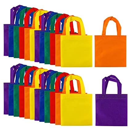 Amazon.com: U_star - 36 bolsas de regalo para fiestas, no ...
