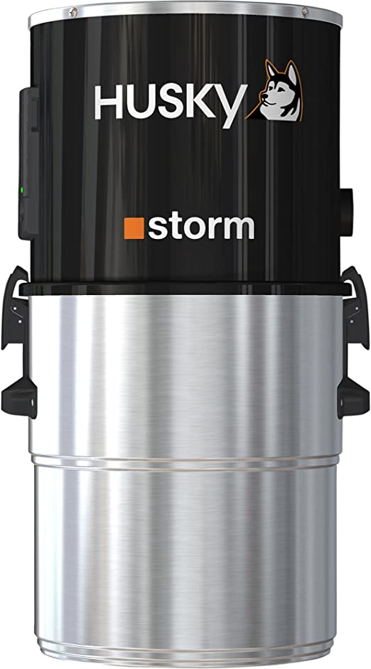 Husky Storm Central Vacuum Electric Kit 929 M 10 000 Ft Amazon Ca Home Kitchen