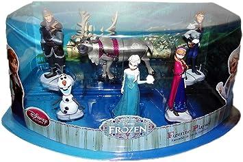 Disney Store - Pack de figuritas Frozen: El reino del hielo: Amazon.es: Juguetes y juegos
