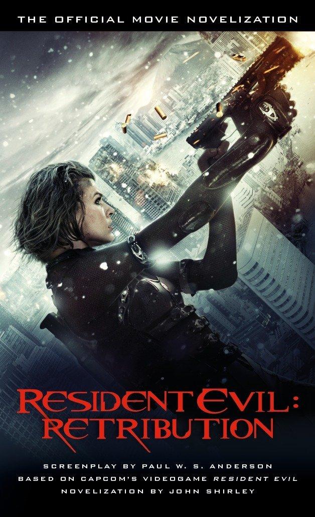 Amazon Com Resident Evil Retribution The Official Movie