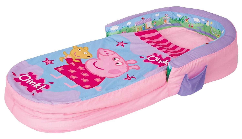 Peppa Pig Worlds Apart - Saco para Dormir Hinchable protección ...