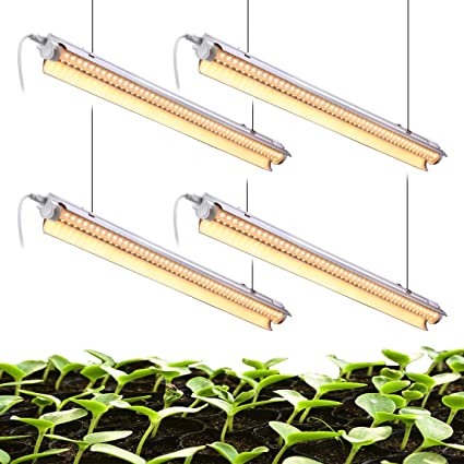 Spectrum Shop Play Shape Growing Grow V and Full Light LED FixtureGrow Integrated ONOff Light2 Lightwith Plug EAMATE Lamp Switch White Row T8 VGqMpSULz