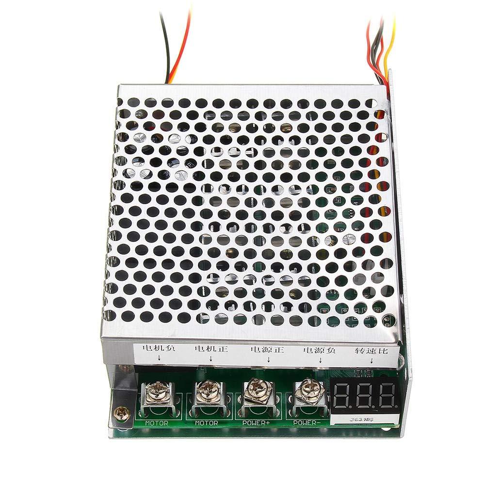 La Placa del módulo Controlador de Velocidad del Motor de ...