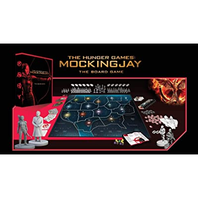 The Hunger Games: Mockingjay - The Board Game: Toys & Games
