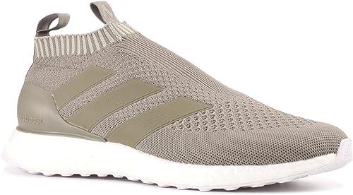 adidas Trainers, (Multicolour Grey), 9