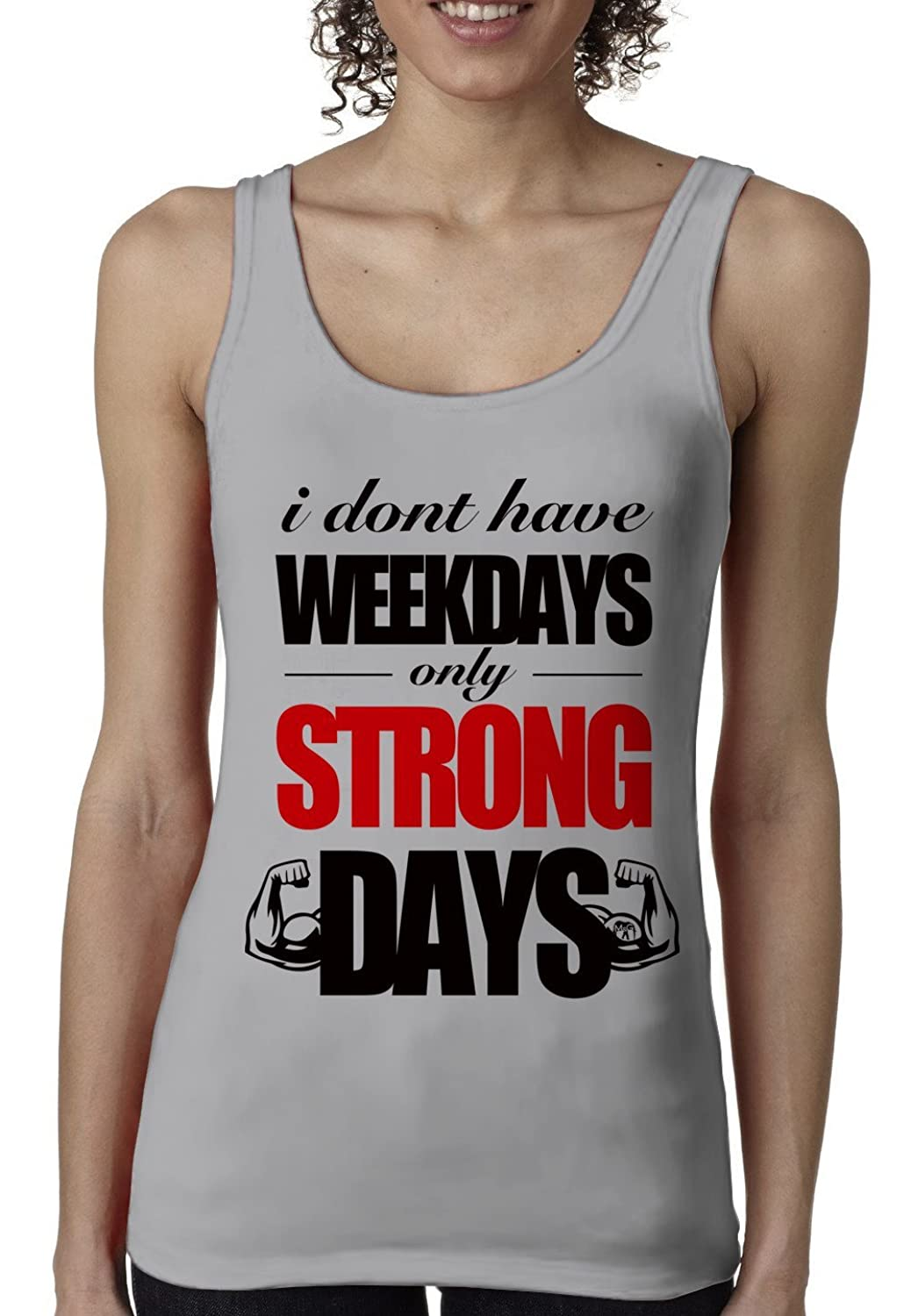 Bro Science Women's Strong Days Tank-top