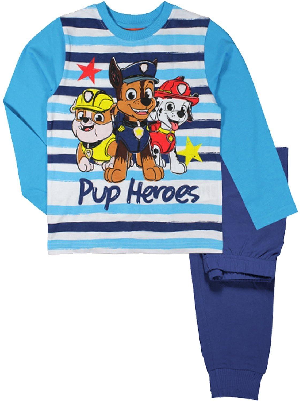 Paw Patrol Nickelodeon Kids Cotton Long Pajamas