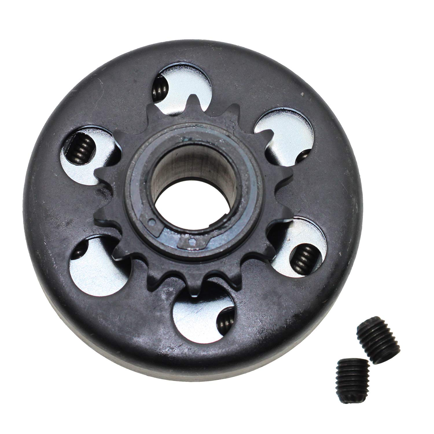 Antanker Replacement Centrifugal Go Kart Clutch 1'' Bore 14T 14 Tooth Fits 40/41/420 Chain for Mini Bike Go Kart Engine by Antanker