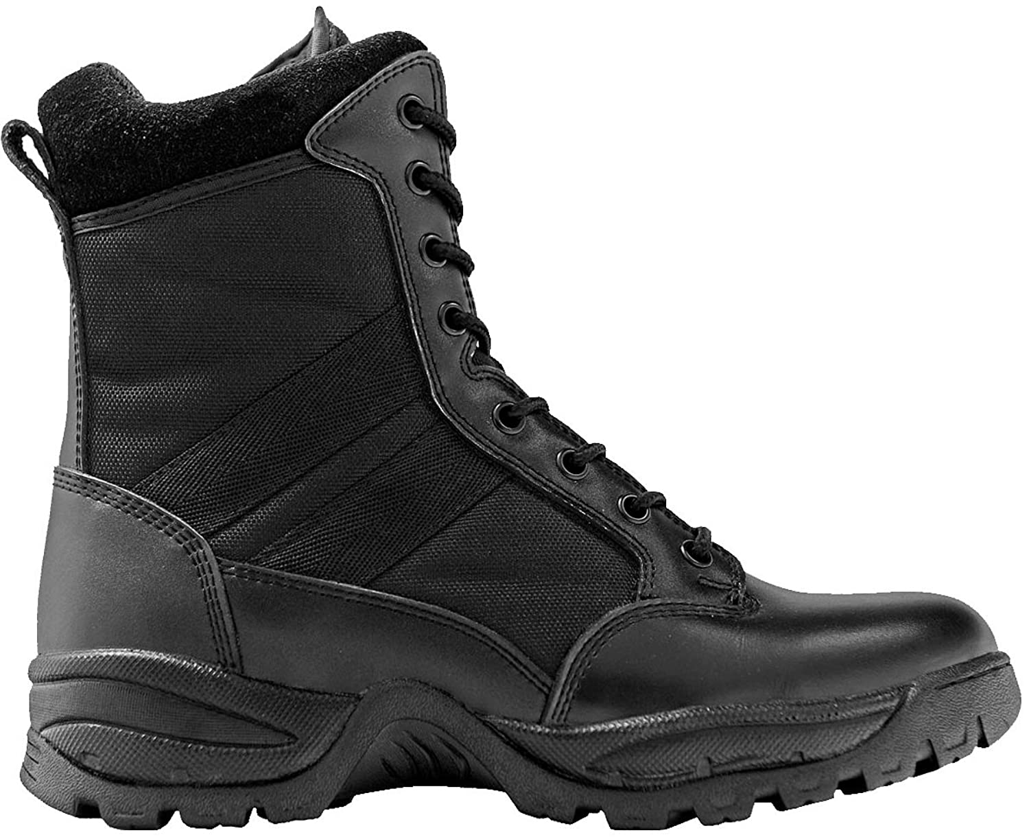 Amazon.com: Maelstrom Men&39s Tac Force 8 Inch Zipper Tactical Boot