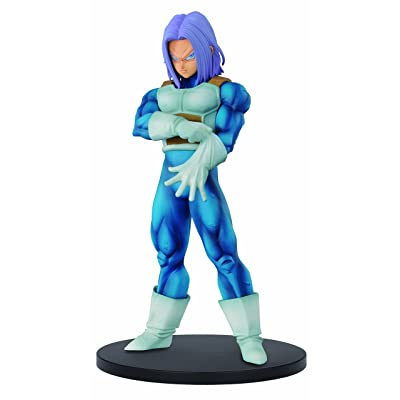 Banpresto Dragon Ball Z Resolution of Soldiers Volume 5 Trunks Figure: Toys & Games