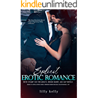 Explicit Erotic-Romance With Steamy Sex For Adults: Rough Daddy, Age-Gap Novels: Enemies to Lovers, Reverse Harem…