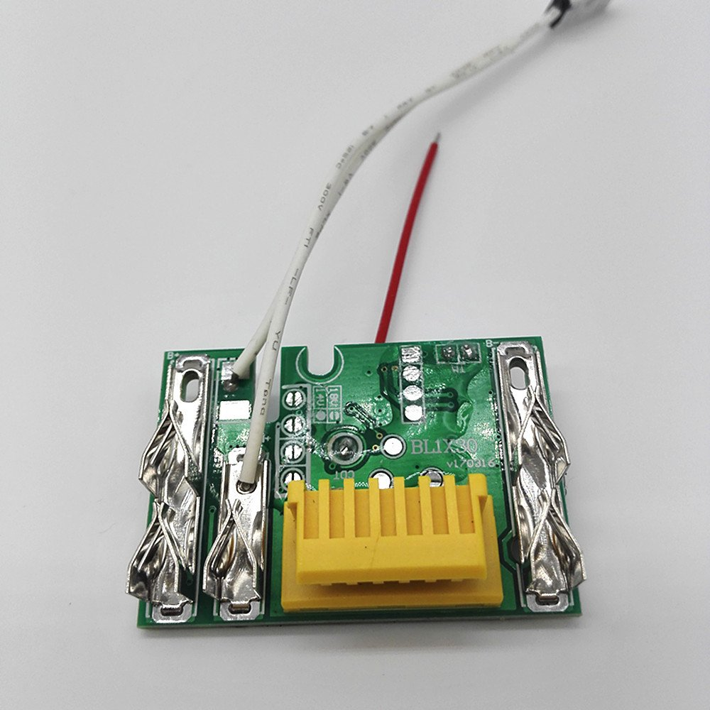 Lithium Ion Battery Circuit Board For Makita Bl183018v Spot Welder Controller Pcb Without Components 15ah 30ah 6ah Home Audio Theater