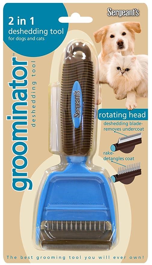 Amazon.com: fur-so-fresh groominator perro y gato 2 in1 ...
